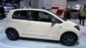 SEAT Mii by MANGO side view at the 2014 Paris Motor Show