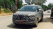 Spied 2016 Toyota Innova front