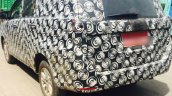Spied 2016 Toyota Innova rear quarter