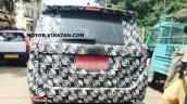 Spied 2016 Toyota Innova rear