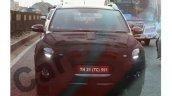 Spied Hyundai Elite i20 Cross front