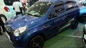 Suzuki Alto 800 Sport Edition front three quarter at the 2014 Colombo Motor Show Sri Lanka