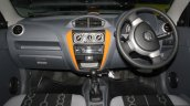 Suzuki Alto 800 Sport Edition interior at the 2014 Colombo Motor Show Sri Lanka