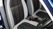 Suzuki Alto 800 Sport Edition seats at the 2014 Colombo Motor Show Sri Lanka