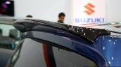 Suzuki Alto 800 Sport Edition spoiler at the 2014 Colombo Motor Show Sri Lanka