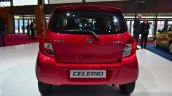 Suzuki Celerio rear at the 2014 Paris Motor Show