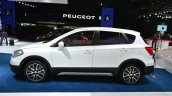Suzuki SX4 S-Cross side at the 2014 Paris Motor Show