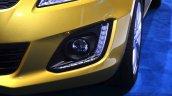 Suzuki Swift Facelift three-door foglamp at the 2014 Paris Motor Show