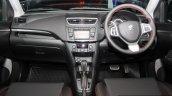 Suzuki Swift Sport interior at the 2014 Colombo Motor Show Sri Lanka