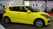 Suzuki Swift Sport profile at the 2014 Colombo Motor Show Sri Lanka