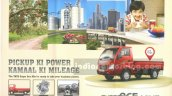 Tata Super Ace Mint mileage