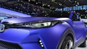 Toyota C-HR Concept lighting at the 2014 Paris Motor Show