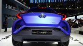 Toyota C-HR Concept rear at the 2014 Paris Motor Show