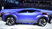 Toyota C-HR Concept side profile at the 2014 Paris Motor Show