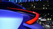 Toyota C-HR Concept taillight at the 2014 Paris Motor Show