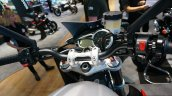 Triumph Street Triple RX instrument cluster at the INTERMOT 2014