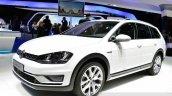 VW Golf Alltrack at the 2014 Paris Motor Show