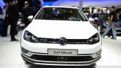 VW Golf Alltrack front at the 2014 Paris Motor Show