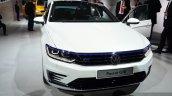 VW Passat GTE at the 2014 Paris Motor Show