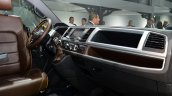 VW Tristar concept dashboard at the 2014 Paris Motor Show