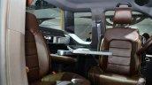 VW Tristar concept seats at the 2014 Paris Motor Show