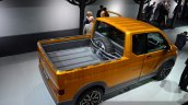 VW Tristar concept top at the 2014 Paris Motor Show