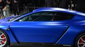 VW XL Sport door at the 2014 Paris Motor Show