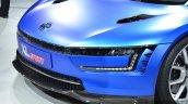 VW XL Sport front end at the 2014 Paris Motor Show