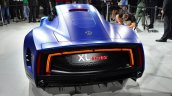 VW XL Sport rear at the 2014 Paris Motor Show