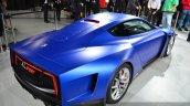 VW XL Sport rear quarter at the 2014 Paris Motor Show