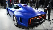 VW XL Sport rear quarters at the 2014 Paris Motor Show