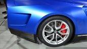 VW XL Sport rear wheel at the 2014 Paris Motor Show