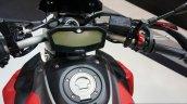 Yamaha MT-07 Moto Cage instrument display at the INTERMOT 2014
