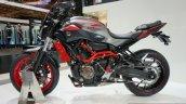Yamaha MT-07 Moto Cage side profile at the INTERMOT 2014