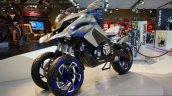 Yamaha O1GEN Concept front three quarters at the INTERMOT 2014