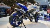 Yamaha O1GEN Concept rear three quarters right at the INTERMOT 2014