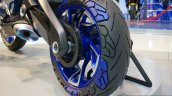 Yamaha O1GEN Concept rear wheel at the INTERMOT 2014