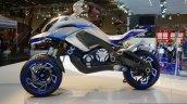 Yamaha O1GEN Concept side at the INTERMOT 2014