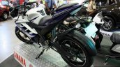 Yamaha YZF-R15 rear three quarter at the 2014 Colombo Motor Show Sri Lanka