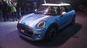2014 MINI 5 door front quarter launch