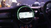 2014 MINI 5 door navigation launch