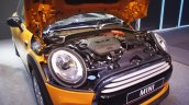 2014 Mini 3-door engine launch