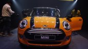 2014 Mini 3-door front launch