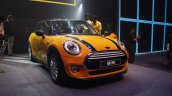2014 Mini 3-door front quarter launch