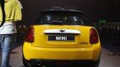 2014 Mini 3-door rear launch