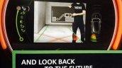 2014 Mini Cooper brochure scan rear parking camera
