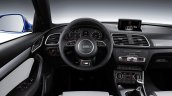 2015 Audi Q3 facelift steering wheel