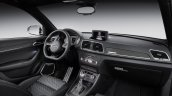 2015 Audi RS Q3 facelift dashboard