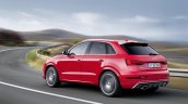 2015 Audi RS Q3 facelift official image