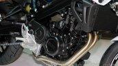 2015 BMW F 800 R engine at EICMA 2014